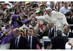 """""""El camino de la fe es pasar de mendigos a discípulos"""", el Papa en la catequesis - Radio Vaticano"""