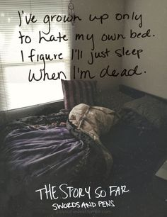 Swords and Pens | The Story So Far // Under Dirt and Soil