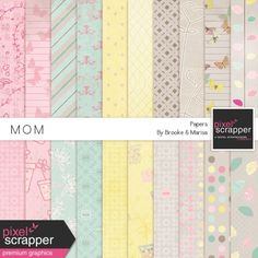 Mom Papers Kit