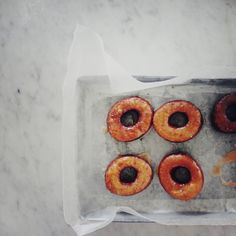 Irish country butter cronuts