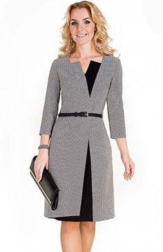 Office dresses and suits Coat Dress, I Dress, Dress Outfits, Fashion Dresses, Cute Dresses, Beautiful Dresses, Casual Dresses, Dresses For Work, Office Dresses
