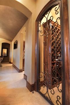 Elements That Make the Perfect Wine Room #WineRoom