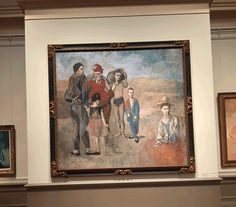 Picasso-Family-of-Saltimbanques