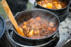 With the Ultimate Braai Master Season Game On journey over, you can try the teams' recipes at your next braai. Try this Lamb Neck Stew recipe. Braai Recipes, Meat Recipes, Wine Recipes, Cooking Recipes, Recipies, Lamb Neck Recipes, Open Fire Cooking, South African Recipes, Great Desserts