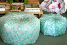 gum drop pillows