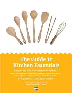 Urbio featured in The Guide to Kitchen Essentials!
