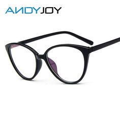 4c1679a7faab9 ANDYJOY Moldura de Espelho Do Gato Do Vintage Vidros do Olho Quadro  Mulheres Moda Clássico Feminino