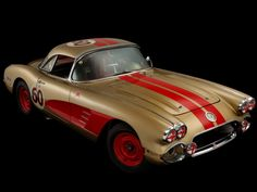 1960 Corvette JRG Special Racer