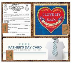 Pinterest Fun: Father's Day Crafts