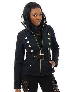 Rocawear Rhythm Nation Jacket