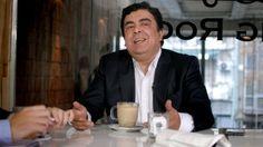 nO VIOLA LA LEY DE LA dEMOCRACIA ?Fernando Espinoza expone durante una entrevista con Infobae (Imagen de archivo)