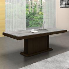 Casabianca Furniture Casabianca Furniture Glacier Dining Table