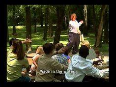Gospel Bible Songs - Wade in the Water [with lyrics]
