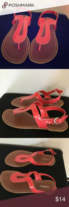 New XAppeal Joy 2 Coral Sandals 8M New XAppeal Joy 2 Coral Sandals 8M Shoes Sandals