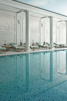 The hotel is one of the few Palace Hotels in Paris, a prestigious collection of the city's best properties Shangri-La Hotel Paris (Paris, France) - Jetsetter Hotel Et Spa, Hotel Safe, Hotel Pool, Das Hotel, Hotel Paris, Paris Hotels, Paris Paris, Paris France, Tokyo Hotels