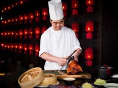 Online restaurant reservations for Hutong at The Shard. Book a table for Hutong at The Shard and receive instant email confirmation of your booking. Chinese Menu, Chinese Restaurant, Peking Duck, The Shard, Restaurant Reservations, Cooking Chef, Lunch Menu, London Restaurants, Tempura
