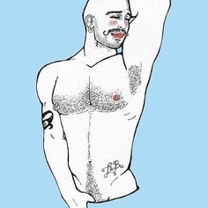 Hector [respect your identity]  #AvresDesign #Gay #GayArt