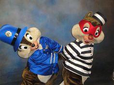 Jail - Bird Chip & Dale