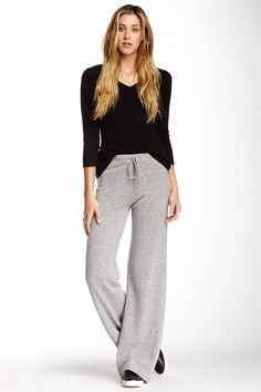 Cashmere Sweatpant by In Cashmere on @HauteLook