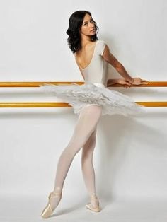 Principal dancer Danielle Rowe of the Australian Ballet