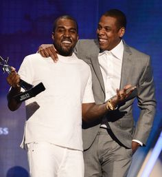 Best Group: 'The Throne' (Kanye West & Jay-Z)