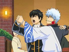 Gintama GIFs - Find & Share on GIPHY