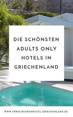 Erwachsenenhotels in Griechenland | Erwachsenenhotel Griechenland | Adults Only Hotels