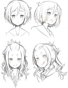 hair styles, and faces and such                                                                                                                                                     More
