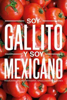 Soy Mexicano de corazón.