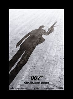 The Name's Bond.James Bond, Soundtrack from the Motion Picture: Casino Royale Sony Pictures. Quantum of Solace and Casino Royale wallpapers,. James Bond Movie Posters, Action Movie Poster, James Bond Movies, Original Movie Posters, Action Movies, Film Posters, Daniel Craig, Craig 007, Thème James Bond