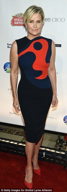 """Yolanda Foster Photos - Yolanda Foster attends the Global Lyme Alliance """"Uniting for a Lyme-Free World"""" Inaugural Gala at Cipriani Street on October 2015 in New York City. - Global Lyme Alliance - Uniting for a Lyme-Free World Inaugural Gala Kardashian Home, Yolanda Foster, Bad Hair, Fall Dresses, Summer Dresses, Wearing Black, Lady, Cool Hairstyles, Hairstyle Ideas"""