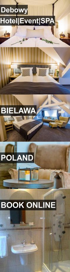 Hotel Debowy Hotel|Event|SPA in Bielawa, Poland. For more information, photos, reviews and best prices please follow the link. #Poland #Bielawa #hotel #travel #vacation