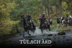 """Tùlach Àrd (The high hill or The high knoll or """"The high hillock""""). Clan Mackenzie, a Highland Scottish clan. The surname Mackenzie in Scottish Gaelic is """"Maccoinneach"""" which means """"son of the fair bright one.: Motto: (Latin) Luceo non uro. I shine not burn."""