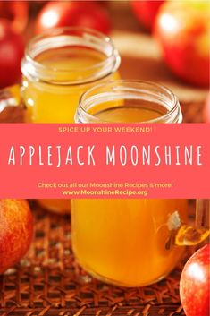 This applejack moonshine recipe uses the unique freeze distillation technique to pump up the proof! Definitely a challenging but rewarding recipe! Homemade Alcohol, Homemade Liquor, Fun Drinks, Yummy Drinks, Alcoholic Drinks, Beverages, Mixed Drinks, Applejack Recipe, Moonshine Recipes Homemade