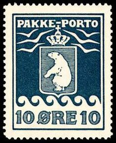 Coat of arms of Greenland 1937