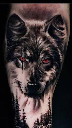 Viking Tattoo Sleeve, Wolf Tattoo Sleeve, Viking Tattoos, Arm Tattoo, Sleeve Tattoos, Wolf Tattoos, Tribal Tattoos, Tattoos For Guys Badass, Forest Tattoos