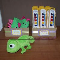 Rapunzel Tangled Birthday Party Favors