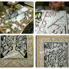 Mural Art, Murals, Wall Art, Diy And Crafts, Arts And Crafts, Mirror Painting, Indian Art, Art Forms, Projects To Try