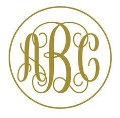Script Monogram Cricut Monogram, Monogram Shirts, Monogram Decal, Vinyl Shirts, Monogram Fonts, Cricut Fonts, Monogram Bedding, Cricut Vinyl, Monogram Letters