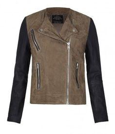 3bb640289e55  AllSaints Oracle Leather Biker Jacket  bikerjacket  fashion  cool All  Saints