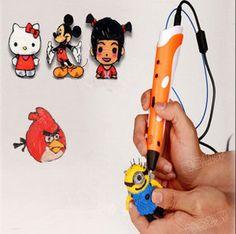 Długopis 3D przystępny dla każdego. Dobre wykonanie i niska cena tworzą ten produkt idealnym prezentem dla małego i dużego dziecka :)