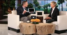 Mágico do Ipad faz um show no programa The Ellen Show