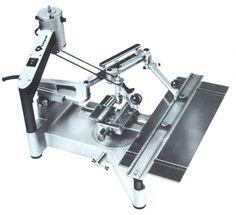 New Hermes Manual Engraving Pantograph Machine Parts
