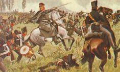 Befreiungskriege Schlacht bei Wartenberg