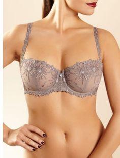 Chantelle Vendome Balconnete Bra - Gabriella Sandham Lingerie & Swimwear £56