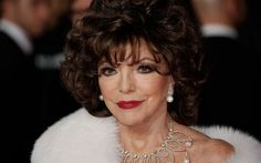 Joan Collins Gets Offers Once Dench, Smith Reject Them