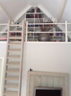 9 Great Ways to Make the Most Out of Your Attic Space - Attic Ideas -