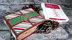 Pootler's Design Team Week #4 - Christmas Paper Bag Mini Album & Video Tutorial (& Day 4 - Christmas In July)