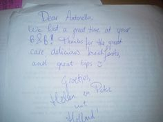 Thanks Helen n  Peter from Holland