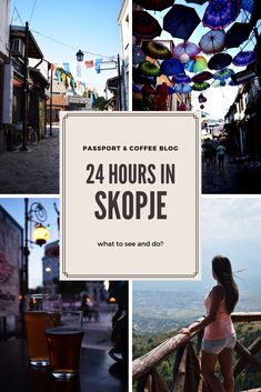 For me, Skopje was a great surprise! I didn't have any expectations before we arrived to this city: it was just a resting spot on the . Travel Europe, Us Travel, Coffee Blog, The Way Home, Belgrade, Bosnia, Macedonia, Great View, Public Transport